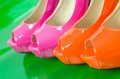 High heels. Royalty Free Stock Photo