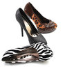 High heels shoes Royalty Free Stock Image