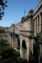 High Level Bridge, Newcastle upon Tyne Royalty Free Stock Photo