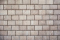High resolution cream brick wall texture Royalty Free Stock Photo