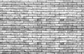High resolution low key grunge brick wall background Royalty Free Stock Photo