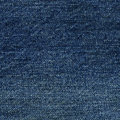 High resolution scan blue denim fabric scanned dpi using professional epson v scanner Stock Photos