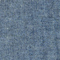 High resolution scan of light blue denim fabric Stock Photos