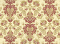 High resolution wallpaper with floral pattern historic old Stock Photo