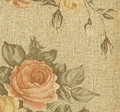 High resolution wallpaper with floral pattern historic old Stock Photos