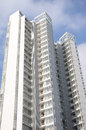 High Rise Apartment Building Royalty Free Stock Photo