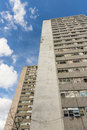 High rise apartment buildings Havana Royalty Free Stock Photo