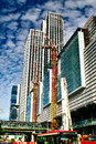 High-Rise Building Royalty Free Stock Photo