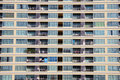 High rise condominium Royalty Free Stock Image