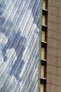 High rise glass building Royalty Free Stock Image