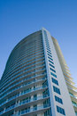 High Rise Perspective Building Royalty Free Stock Images