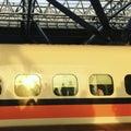 High-speed rail car