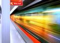 Vysoký rýchlosť vlak