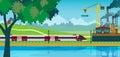 High Speed Train