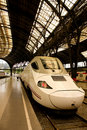 High speed train. TGV Stock Image
