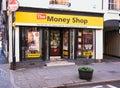 High Street Money Lending Shop Royalty Free Stock Photo