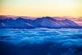 High Tatras Inversion