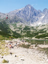 High Tatras - Slovakia Royalty Free Stock Photos