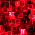 High tech ruby red background Royalty Free Stock Image