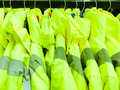 High visibility jackets Royalty Free Stock Photo