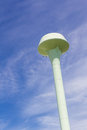 High water tank tower. Royalty Free Stock Photo