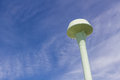 High water tank tower . Royalty Free Stock Photo