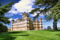 Highclere castle Berkshire, England UK Royalty Free Stock Photo