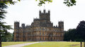 Highclere Castle, Downton Abbey Royalty Free Stock Photo