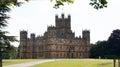Highclere Castle, Downton Abbey Royalty Free Stock Photo
