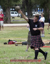Highland Games 6 Royalty Free Stock Image
