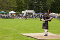 Highland games scotland Stock Photos