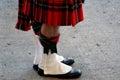 Highland  Mdress Royalty Free Stock Photo
