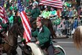 St. Louis St. Pat`s Day Parade 2019 VIV Royalty Free Stock Photo