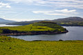 The Highlands - island of Skye Royalty Free Stock Photo