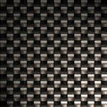 Highly detailed carbon fiber Royalty Free Stock Photography