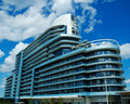 Highrise Condominiums Royalty Free Stock Photo