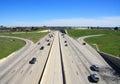 Highway in city Stock Photos