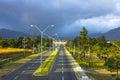 Highway To Boquete, Panama
