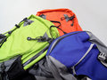 Hiking backpack Stock Photography