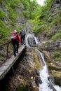 Turistika v Malej Fatre na Slovensku