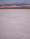 Hiking The Salt Pan At Sunrise...