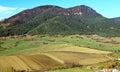 Hill choc from hill mnich region liptov slovakia Royalty Free Stock Photo