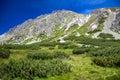 Hill in High Tatras, Slovakia