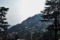 Mcleodganj a Hill Town Royalty Free Stock Photo