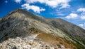 Hill Tupa in High Tatras, Slovakia