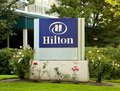 Hilton Royalty Free Stock Images