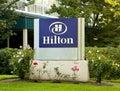 Hilton Royalty Free Stock Photo