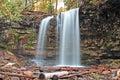 Hilton Falls Ontario Royalty Free Stock Photo