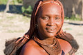 Himba Woman Portrait Royalty Free Stock Image