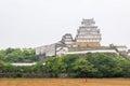 Himeji Castle Royalty Free Stock Photo